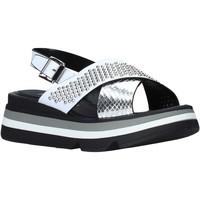 Pantofi Femei Sandale  Keys K-4952 Alb