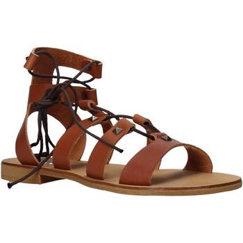 Pantofi Femei Sandale  Keys K-4880 Maro