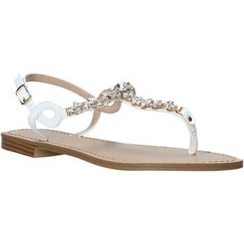 Pantofi Femei Sandale  Keys K-5100 Alb