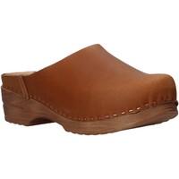 Pantofi Femei Saboti Bionatura 77C2072-T-GAUBRA Maro