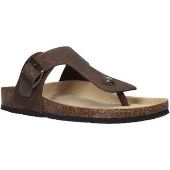 Pantofi Bărbați  Flip-Flops Bionatura 11FINGU-I-NABTMO Maro