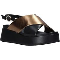Pantofi Femei Sandale  Apepazza S1ZAFIRA02/LEA Negru