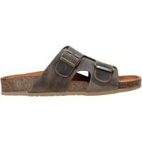 Pantofi Bărbați Papuci de vară Bionatura 38A2175-I-CRHFAN Maro