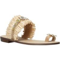 Pantofi Femei Sandale  Gold&gold A21 GL613 Bej
