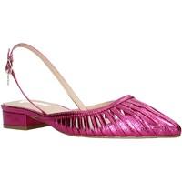 Pantofi Femei Balerin și Balerini cu curea Gold&gold A21 GP16 Roz