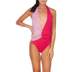 Îmbracaminte Femei Costum de baie 1 piesă  Me Fui M20-0008FX Roz
