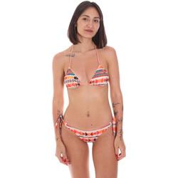 Îmbracaminte Femei Costum de baie 2 piese Me Fui M20-0033X2 Portocale
