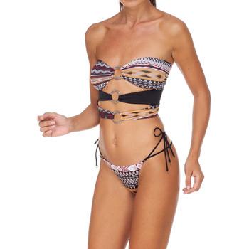 Îmbracaminte Femei Costum de baie 2 piese Me Fui M20-0003X1 Maro