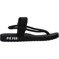 Pantofi Femei  Flip-Flops Me Fui M20-1201NR Negru