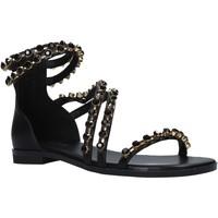 Pantofi Femei Sandale  Gold&gold A21 GJ566 Negru