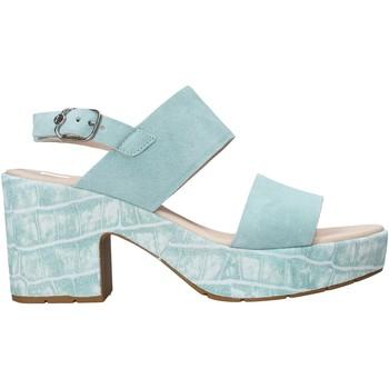 Pantofi Femei Sandale  CallagHan 28801 Verde