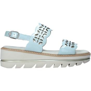Pantofi Femei Sandale  CallagHan 22720 Verde