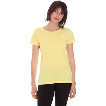 Îmbracaminte Femei Tricouri mânecă scurtă Diadora 102175886 Galben