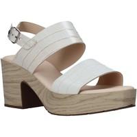 Pantofi Femei Sandale  CallagHan 28700 Bej