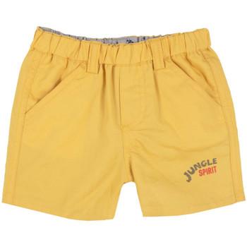 Îmbracaminte Băieți Pantaloni scurti și Bermuda Chicco 09052637000000 Galben