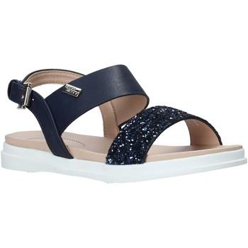 Pantofi Fete Sandale  Miss Sixty S21-S00MS963 Albastru