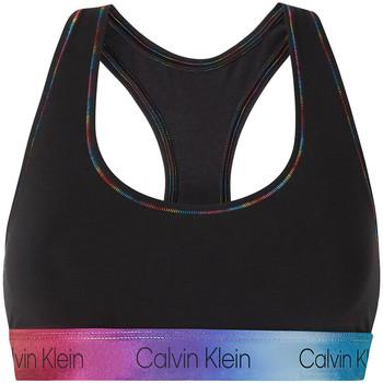Îmbracaminte Femei Bustiere sport Calvin Klein Jeans 000QF6538E Negru