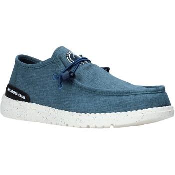 Pantofi Bărbați Pantofi Slip on U.s. Golf S21-S00US324 Albastru