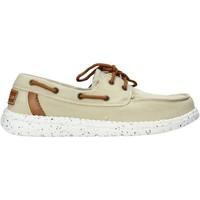 Pantofi Bărbați Mocasini U.s. Golf S21-S00US321 Bej