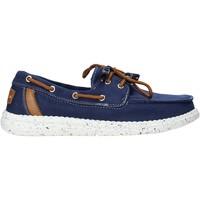 Pantofi Bărbați Mocasini U.s. Golf S21-S00US321 Albastru