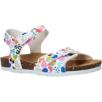 Pantofi Fete Sandale  Bionatura 22B 1005 Albastru