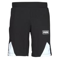Îmbracaminte Bărbați Pantaloni scurti și Bermuda Puma RBL SHORTS Negru / Alb