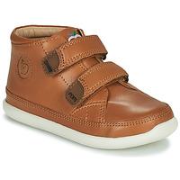 Pantofi Copii Pantofi sport stil gheata Shoo Pom CUPY SCRATCH Maro