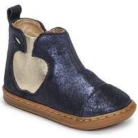 Pantofi Fete Ghete Shoo Pom BOUBA APPLE Albastru