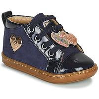 Pantofi Fete Pantofi sport stil gheata Shoo Pom BOUBA HEART Albastru