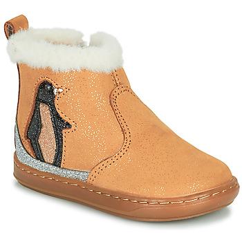 Pantofi Fete Ghete Shoo Pom BOUBA ICE Maro