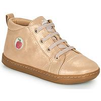 Pantofi Fete Pantofi sport stil gheata Shoo Pom BOUBA ZIP LACE Roz
