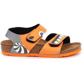 Pantofi Copii Sandale  Birkenstock Palu Kids BS Portocalie