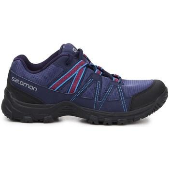 Pantofi Femei Pantofi sport Casual Salomon Deepstone W Violete