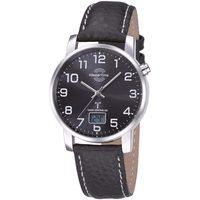 Ceasuri & Bijuterii Bărbați Ceasuri Analogice Master Time MTGA-10576-24L, Quartz, 41mm, 3ATM Argintiu