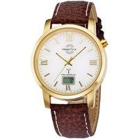 Ceasuri & Bijuterii Bărbați Ceasuri Analogice Master Time MTGA-10298-13L, Quartz, 41mm, 3ATM Auriu
