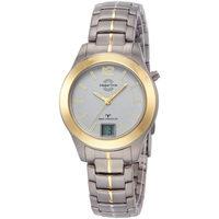 Ceasuri & Bijuterii Femei Ceasuri Analogice Master Time MTLT-10354-42M, Quartz, 34mm, 5ATM Argintiu
