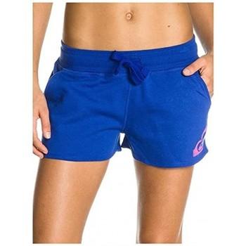 Îmbracaminte Fete Pantaloni scurti și Bermuda Roxy PANTALÓN CORTO NIÑA  ERJFB00011 albastru