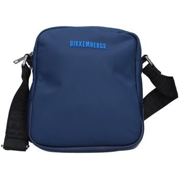 Genti Bărbați Genți  Banduliere Bikkembergs E2BPME1Q0022 NAVY BLUE