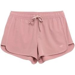 Îmbracaminte Femei Pantaloni scurti și Bermuda 4F SKDT001 Roz