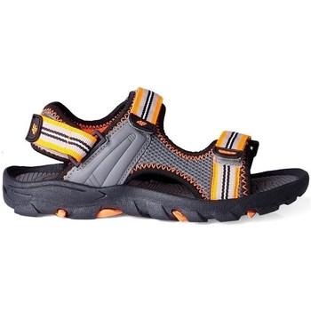 Pantofi Copii Sandale sport 4F JSAM003 Gri
