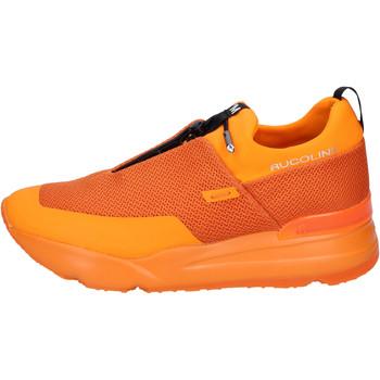 Pantofi Bărbați Pantofi Slip on Rucoline BH382 Portocale