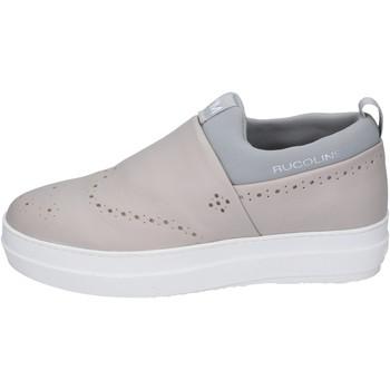 Pantofi Femei Pantofi Slip on Rucoline BH409 Gri