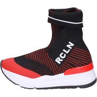 Pantofi Femei Botine Rucoline BH411 Negru