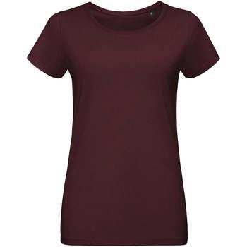 Îmbracaminte Femei Tricouri mânecă scurtă Sols Martin camiseta de mujer Burdeo