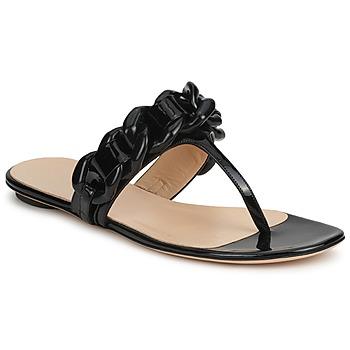 Pantofi Femei  Flip-Flops Versus by Versace FSD364C Negru