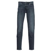 Îmbracaminte Bărbați Jeans slim Jack & Jones JJIMIKE Negru