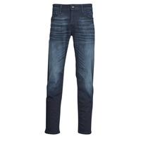 Îmbracaminte Bărbați Jeans slim Jack & Jones JJIMIKE Albastru / Medium