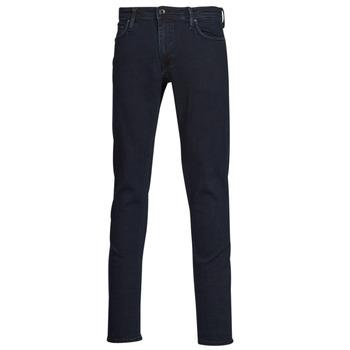 Îmbracaminte Bărbați Jeans slim Jack & Jones JJIGLENN Albastru / Medium