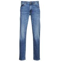 Îmbracaminte Bărbați Jeans slim Jack & Jones JJICLARK Albastru / Medium
