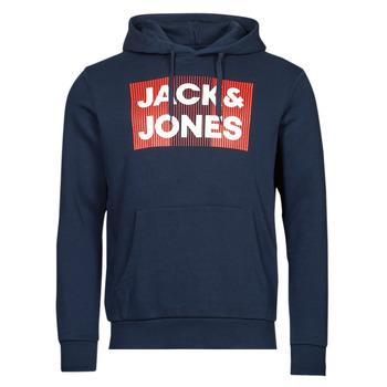 Îmbracaminte Bărbați Hanorace  Jack & Jones JJECORP Albastru